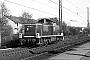 """MaK 1000630 - DB """"290 355-7"""" 28.04.1976 - Marl-SinsenMichael Hafenrichter"""