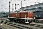 "MaK 1000630 - DB ""290 355-7"" 03.07.1973 - Bremen, HauptbahnhofNorbert Lippek"