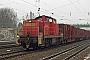 """MaK 1000631 - DB Cargo """"294 856-0"""" 10.02.2017 - Minden (Westfalen)Klaus Görs"""