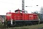 """MaK 1000636 - Railion """"294 861-0"""" 17.11.2008 - Moers, BahnhofMichael Kuschke"""