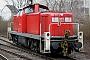 "MaK 1000640 - DB Cargo ""294 365-2"" 09.03.2003 - Witten, HauptbahnhofWerner Wölke"
