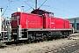 """MaK 1000643 - Railion """"294 368-6"""" 28.07.2002 - Mannheim, BetriebshofErnst Lauer"""