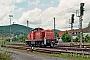 """MaK 1000643 - DB Cargo """"294 868-5"""" 09.08.2017 - Neustadt (Weinstraße), HauptbahnhofSteffen Hartz"""