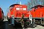 """MaK 1000653 - DB Cargo """"294 378-5"""" 16.03.2003 - Köln-Gremberg, BetriebshofKlaus Görs"""