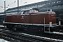 "MaK 1000654 - DB ""290 379-7"" 21.12.1973 - Bremen HbfNorbert Lippek"