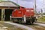 "MaK 1000655 - Railion ""294 380-1"" 01.06.2001 - Wuppertal, BetriebshofGeorge Walker"