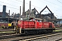 "MaK 1000658 - DB Cargo ""294 883-4"" 02.01.2020 - Völklingen (Saar)Harald Belz"