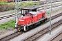 """MaK 1000660 - DB Schenker """"294 885-9"""" 20.04.2014 - Mannheim, RangierbahnhofErnst Lauer"""