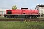 """MaK 1000660 - DB Schenker """"294 885-9"""" 26.10.2014 - Mannheim, HafenbahnstraßeErnst Lauer"""