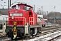 """MaK 1000662 - DB Schenker """"294 887-5"""" 16.12.2009 - München-RiemFrank Pfeiffer"""