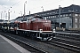"MaK 1000663 - DB ""290 388-8"" 21.03.1974 - Bremen, HauptbahnhofNorbert Lippek"
