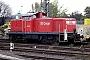 "MaK 1000664 - Railion ""294 389-2"" 26.10.2003 - Solingen-Ohligs, BahnhofMichael Kuschke"