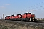"""MaK 1000664 - DB Cargo """"294 889-1"""" 09.03.2016 - Rackwitz-ZschortauChristian Klotz"""