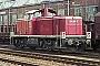 """MaK 1000664 - DB """"290 389-6"""" 23.08.1982 - LingenHeinrich Hölscher"""