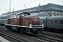 "MaK 1000665 - DB ""290 390-4"" 15.02.1980 - Bremen, HauptbahnhofNorbert Lippek"