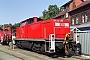"""MaK 1000667 - DB Cargo """"294 392-6"""" __.08.2003 - Minden (Westfalen)Robert Krätschmar"""