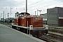 "MaK 1000668 - DB ""290 393-8"" 26.04.1974 - Bremen, HauptbahnhofNorbert Lippek"