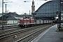 "MaK 1000669 - DB ""290 394-6"" 11.04.1980 - Bremen, HauptbahnhofNorbert Lippek"