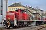 "MaK 1000670 - DB Cargo ""294 895-8"" 08.04.2017 - Dresden-AltstadtTorsten Frahn"