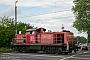 "MaK 1000671 - DB Cargo ""294 896-6"" 29.04.2020 - Moers, Bahnübergang Baerler StraßeMichael Kuschke"