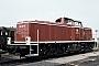 "MaK 1000672 - DB ""290 397-9"" 04.06.1974 - Bremen, AusbesserungswerkNorbert Lippek"