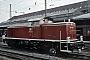 "MaK 1000673 - DB ""290 398-7"" 21.06.1974 - Bremen, HauptbahnhofNorbert Lippek"