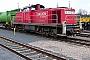 """MaK 1000673 - DB Cargo """"294 898-2"""" 14.01.2018 - Weiden (Oberpfalz)Stephan John"""