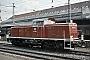 "MaK 1000674 - DB ""290 399-5"" 21.06.1974 - Bremen, HauptbahnhofNorbert Lippek"
