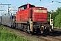 """MaK 1000674 - DB Schenker """"294 899-0"""" 19.05.2014 - Riedstadt-GoddelauWalter Kuhl"""