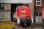 """MaK 1000676 - DB Schenker """"294 901-4"""" 20.09.2010 - Cottbus, AusbesserungswerkOliver Wadewitz"""