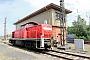 """MaK 1000679 - DB Cargo """"294 904-8"""" 29.07.2018 - Mannheim-RheinauErnst Lauer"""