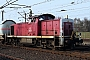 "MaK 1000704 - DB Cargo ""295 022-8"" 03.04.2002 - Hamburg-HarburgDietrich Bothe"