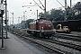 """MaK 1000684 - DB """"291 002-4"""" 02.07.1982 - Hamburg-HarburgNorbert Lippek"""