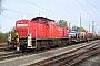 """MaK 1000685 - DB Schenker """"295 003-8"""" 11.04.2011 - Bremen Grolland, RangierbahnhofAndree Bunger"""