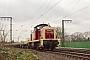 "MaK 1000686 - Railsystems ""295 004-6"" 22.01.2018 - Duisburg, Abzweig LotharstraßeLothar Weber"