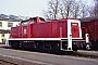 "MaK 1000688 - DB ""291 006-5"" __.03.1990 - Bremen, AusbesserungswerkNorbert Lippek"