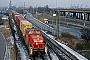 """MaK 1000694 - DB Schenker """"295 012-9"""" 31.01.2014 - Hamburg, WaltershofBernd Spille"""
