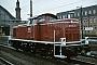 "MaK 1000696 - DB ""291 014-9"" 07.02.1975 - Bremen, HauptbahnhofNorbert Lippek"