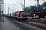 """MaK 1000699 - DB """"291 017-2"""" 02.07.1982 - Hamburg-HarburgNorbert Lippek"""