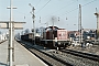 "MaK 1000700 - DB ""291 018-0"" 23.03.1982 - Hamburg-NeugrabenNorbert Lippek"