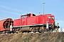 """MaK 1000701 - DB Schenker """"295 019-4"""" 28.03.2012 - Hamburg, Hohe SchaarAndreas Kriegisch"""