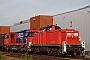 "MaK 1000703 - DB Schenker ""295 021-0"" 29.10.2010 - Kiel-HasseeBerthold Hertzfeldt"