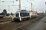"""MaK 1000703 - DB """"291 021-4"""" 02.07.1982 - Hamburg-HarburgNorbert Lippek"""