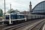 "MaK 1000707 - DB ""291 025-5"" 30.05.1975 - Bremen, HauptbahnhofNorbert Lippek"