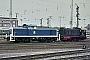 "MaK 1000708 - DB ""291 026-3"" 10.06.1975 - Bremen, HauptbahnhofHinnerk Stradtmann"