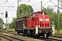 "MaK 1000709 - DB Schenker ""295 027-7"" 31.08.2010 - Kiel-MeimersdorfTomke Scheel"