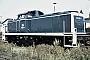 "MaK 1000711 - DB ""291 029-7"" 07.08.1975 - Bremen, AusbesserungswerkNorbert Lippek"