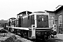 """MaK 1000716 - DB """"291 034-7"""" 29.07.1978 - Hamburg-Harburg, BahnbetriebswerkMichael Hafenrichter"""