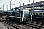"MaK 1000718 - DB ""291 036-2"" 13.07.1979 - Bremen, HauptbahnhofNorbert Lippek"