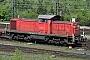 """MaK 1000719 - Railion """"291 037-0"""" 09.05.2006 - MaschenDietrich Bothe"""